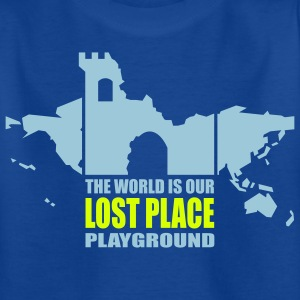 Lost Place - 2colors - 2011 Shirts - Kids' T-Shirt