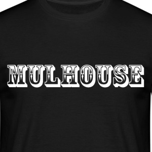 Mulhouse t-shirt homme - T-shirt Homme
