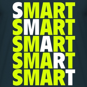 smart T-shirts - Mannen T-shirt