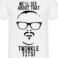 Design ~ Mens Twinkle Tits