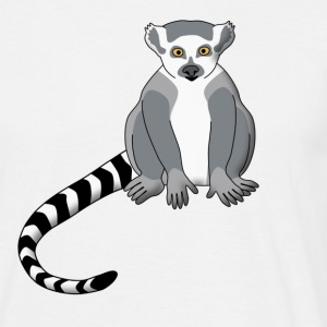 Lemur  T-Shirts - Men's T-Shirt