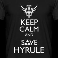 Design ~ Zelda - Keep Calm and Save Hyrule