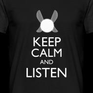 Design ~ Zelda - Keep Calm and Listen