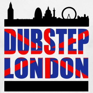 dubstep london T-Shirts - Männer T-Shirt