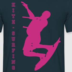 Kite Surfer - Mannen T-shirt