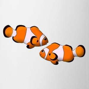 Clown fish Bottles & Mugs - Mug
