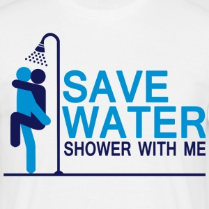 Shower Time T-Shirts - Men's T-Shirt