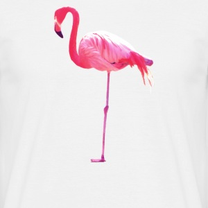 Pink Flamingo T-Shirts - Men's T-Shirt
