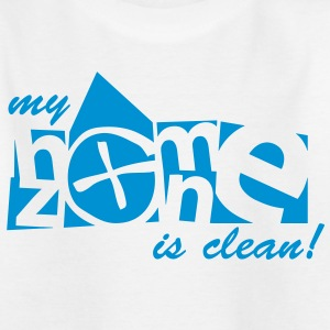 my home zone is clean - 2011 Shirts - Teenager T-shirt