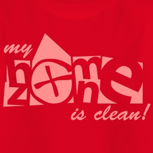 my home zone is clean - 2011 T-shirts - Teenager-T-shirt