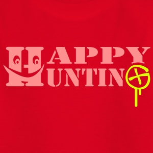 Happy Hunting - 2011 T-shirts - T-shirt tonåring