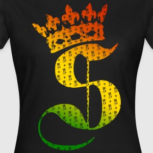 Swaggance king rasta T-Shirts - Frauen T-Shirt