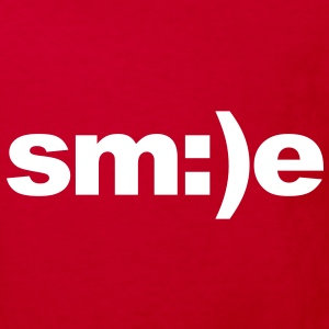 Smile Tee shirts Enfants - T-shirt Bio Enfant