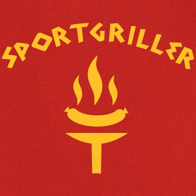 Sportgriller-Schürze