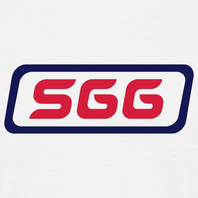 SGG - T-Shirt white