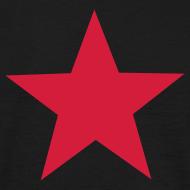 Design ~ Red Star Tee Shirt