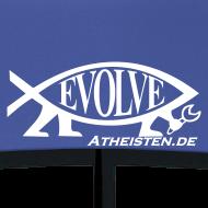 Motiv ~ atheisten regenschirm online shop