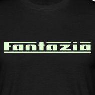 Design ~ Fantazia Logo (Glow in Dark)