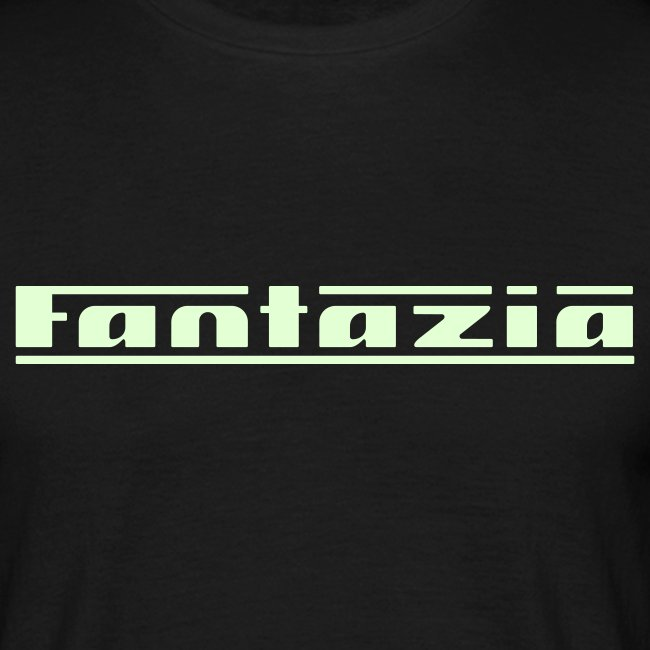 Fantazia Logo (Glow in Dark)