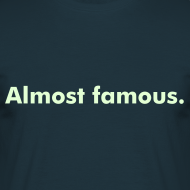Design ~ Almost Famous tee