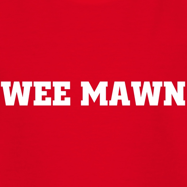 Wee Mawn Kids T-Shirt