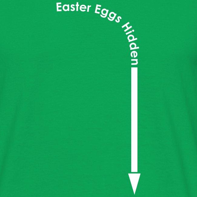 Easter Eggs Hidden