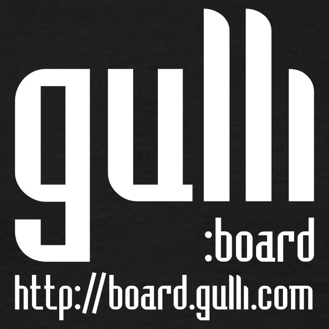 gulli:board Comfort schwarz