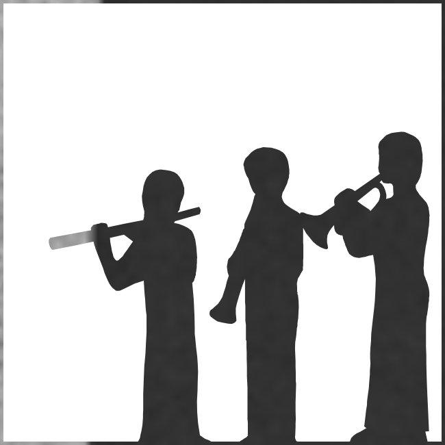 Musikschul Kapuzenjacke