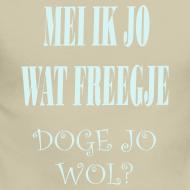 Ontwerp ~ Longsleeve Doge