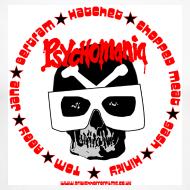 Design ~ Psychomania mens baseball top