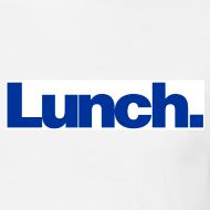 Design ~ Lunch (blue)