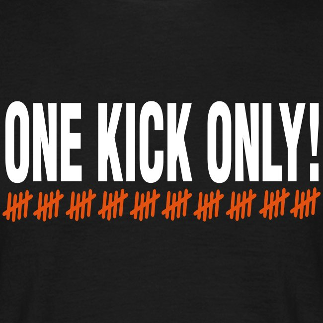 Shirt ONE KICK