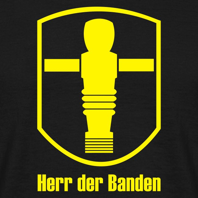 Shirt Herr der Banden Front