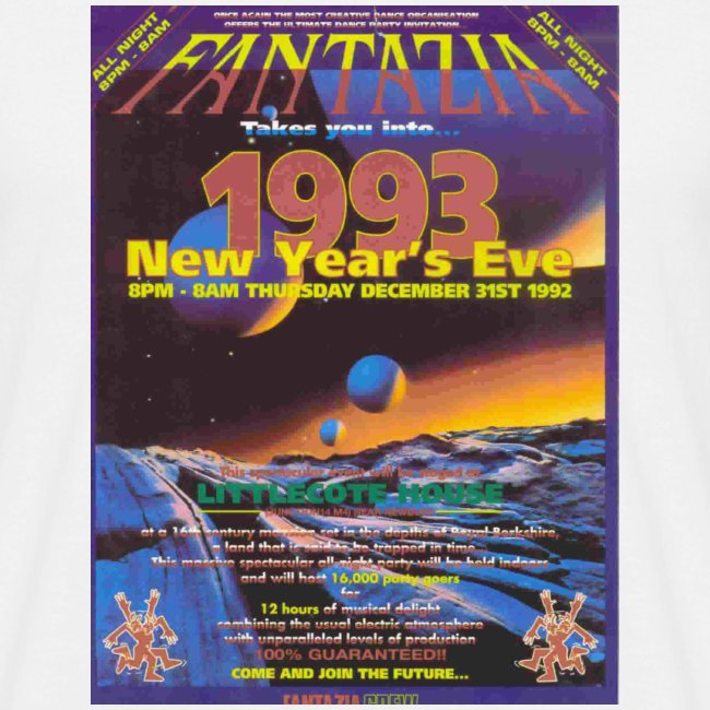 Fantazia New Year 92