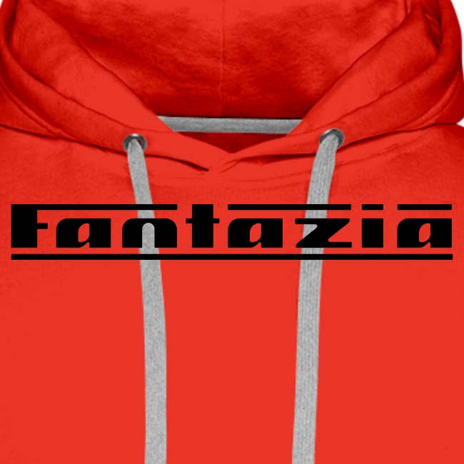 Fantazia Hoody - Your Choice of Colour