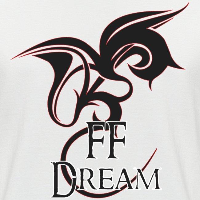 Bicolore FFDream - logo rouge