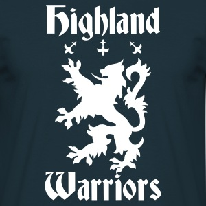 Highland Warriors T-Shirts - Männer T-Shirt