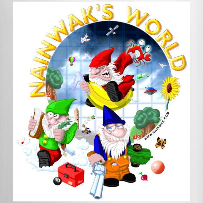 Mug Nainwak's World