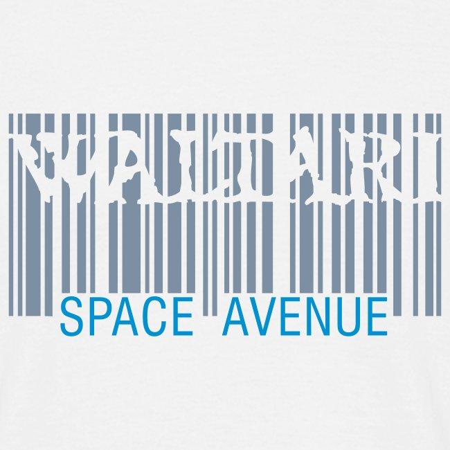 Waltari Space Avenue White