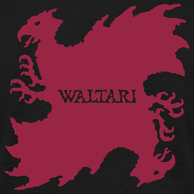 Waltari Torcha Black T