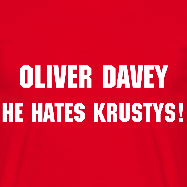 He Hates Krusty - Sligo Rovers FC