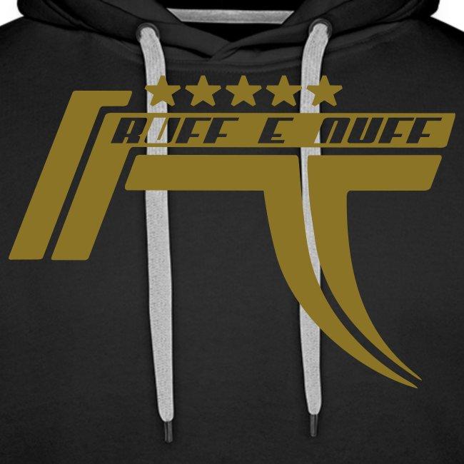 Ruff E Nuff - Hoodie front