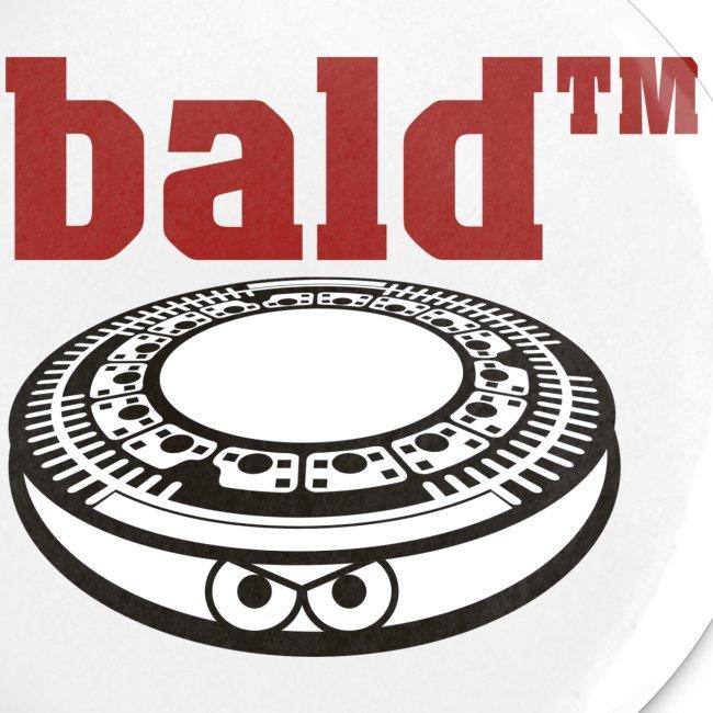 Bald^tm Buttons