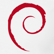 Design ~ Classic Debian T-Shirt
