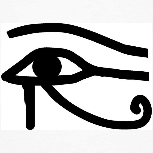 Longsleeve Oko Horusa (przód)