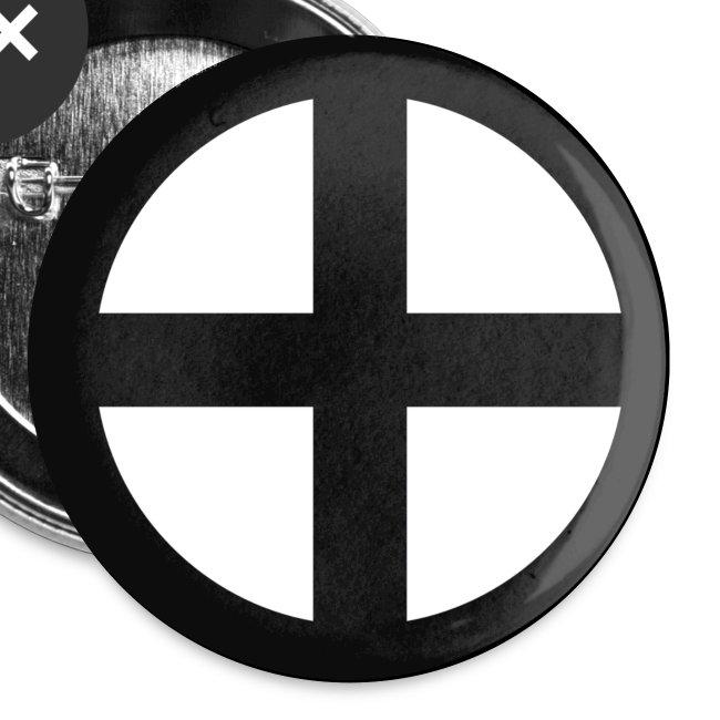 Przypinka Krzyż słoneczny