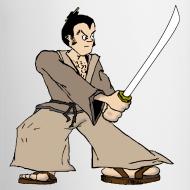 Design ~ Samurai Mug