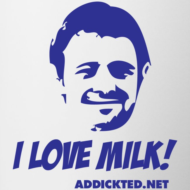 Reidy Loves Milk