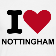 Design ~ I Love Nottingham