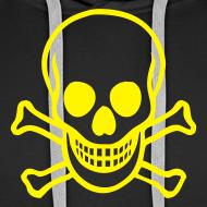 Design ~ Hollow Skull Design - M-skull on the back